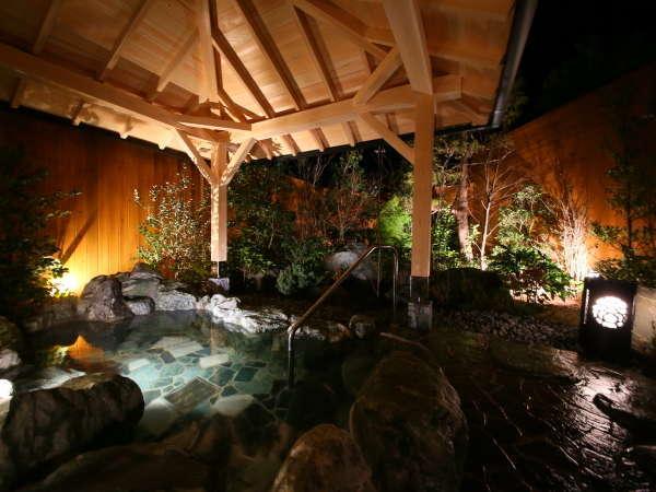 草月の湯 露天風呂⑨