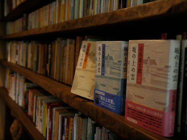 【ブックライブラリー】愛媛の歴史から現代漫画や小説まで幅広くお楽しみいただけます