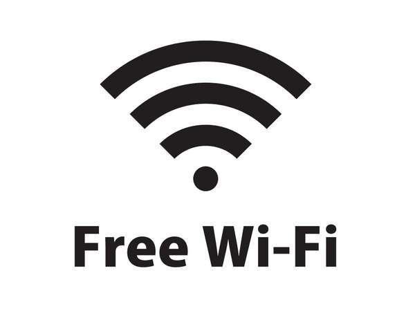 全フロアFree-Wi-Fi