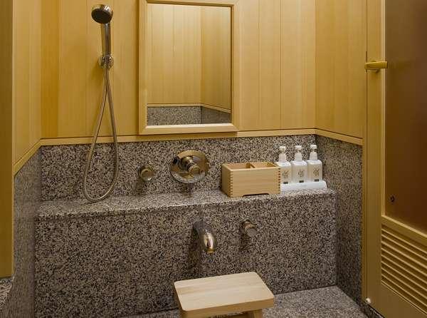 和モダンコンセプトルーム バスルーム
