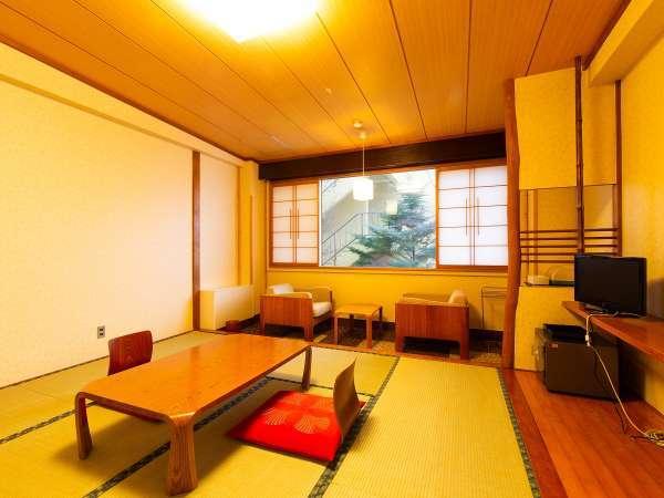 8畳和室タイプ客室一例