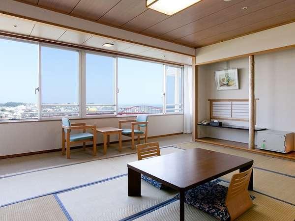 和室です。※写真は10畳間です。