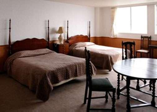 スィートルームのベッド