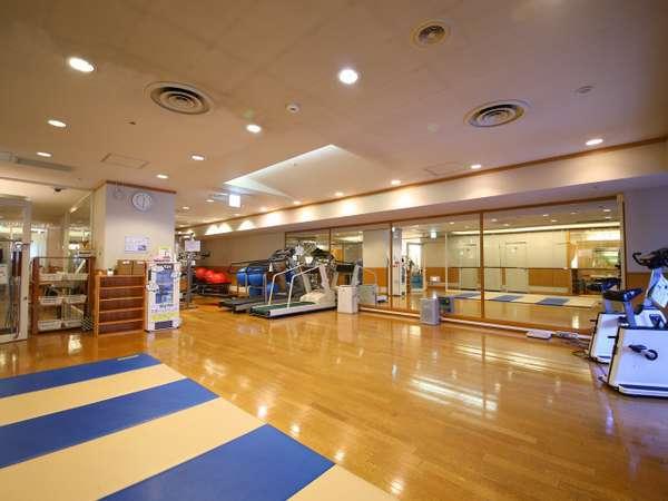トレーニングジム※現在グループでの運動教室はお休みとなっております