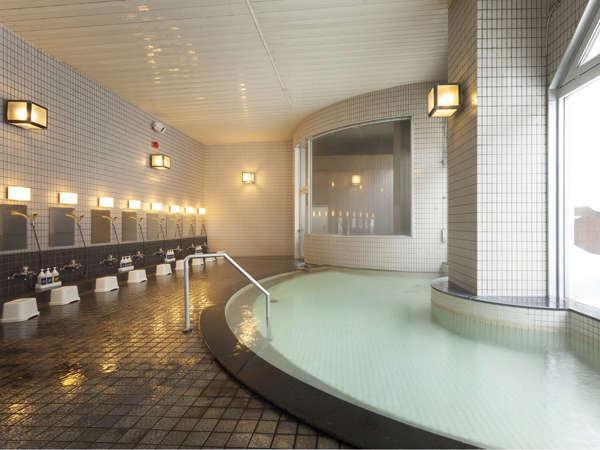【天然温泉 マウントビューホテル】接客サービス評価4.2!天然温泉でゆったりまったり♪