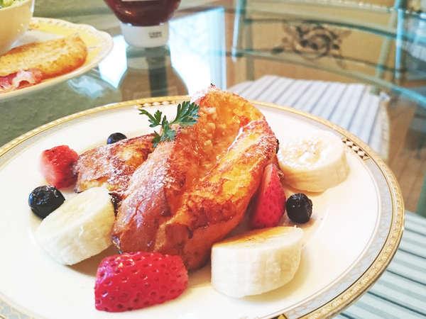 【朝食一例】フレンチトースト