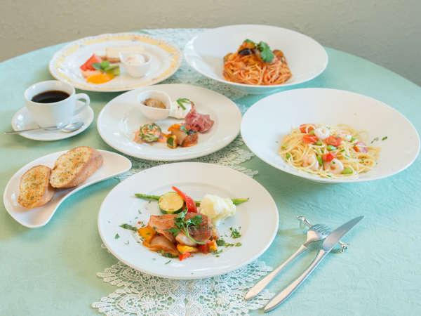 【料理一例】イタリアン・フルコース