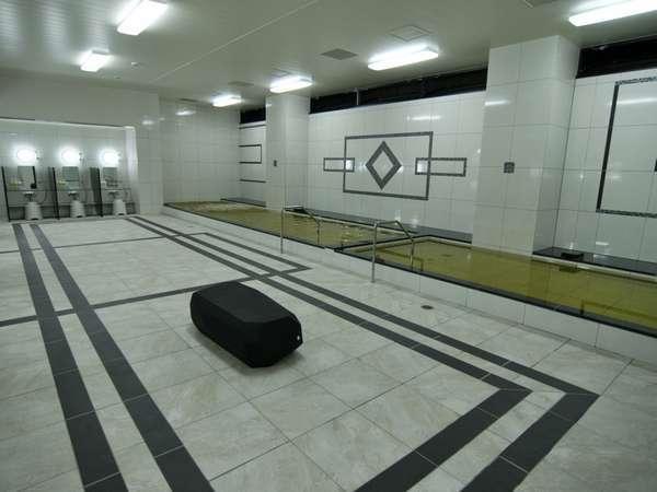 大浴場(男性用) PM3:00~深夜1:30 AM6:00~AM10:00