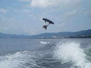 夏はびわ湖で色々な体験が楽しめる!