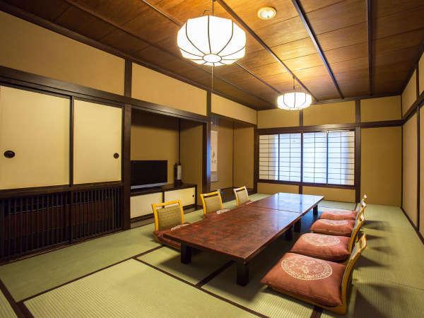 【和室14畳】2階にございます。