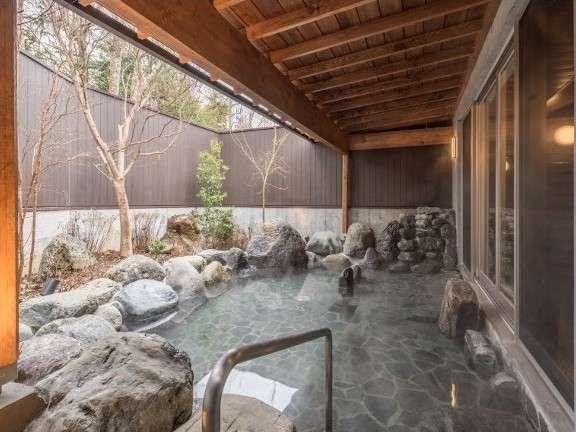 快適な露天風呂