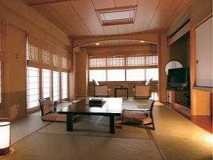 二の館 露天風呂付き客室(一例)