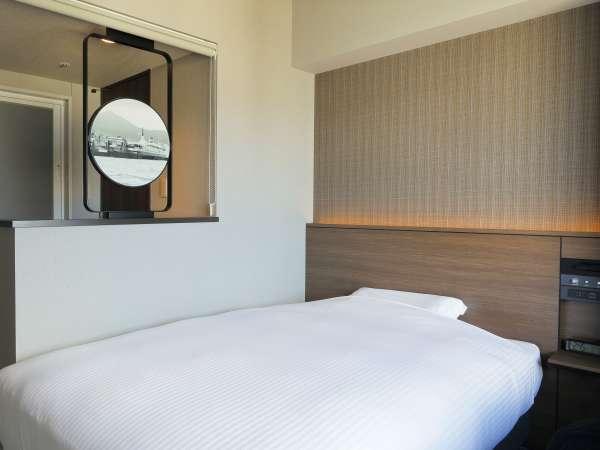シングル 16㎡ 140cm幅ベッド1台(シャワーブースのみ)