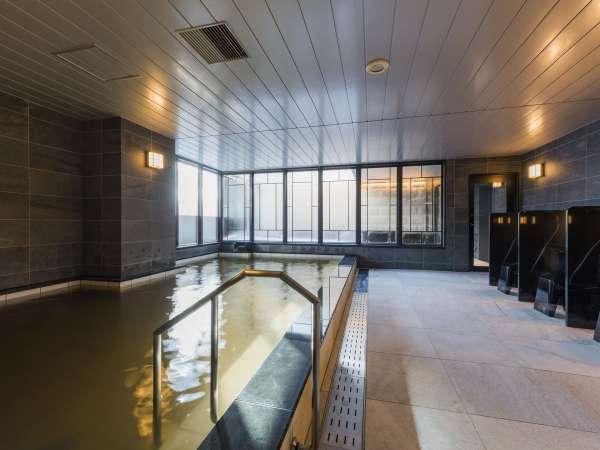 天然温泉(女湯)ご入浴後のお肌はつるつるに!ごゆっくりとご入浴をお楽しみくださいませ。