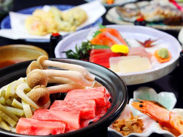 【旅館 ひさご】【夕食評価4.6♪】美肌温泉と美味しい料理が満喫できる宿★