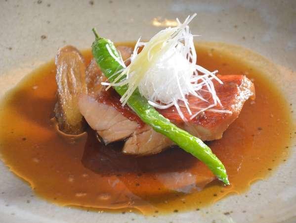 旬彩tsu・ba・ki静岡産金目鯛の煮付け(イメージ写真)