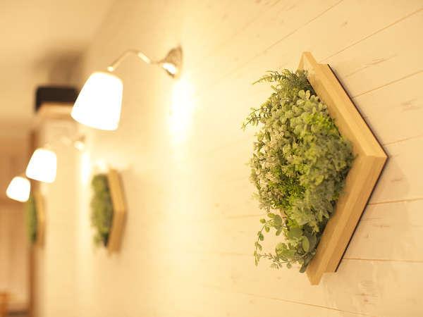 【森のこはんダイニング】装飾類にもこだわりをもってお客様が楽しめる仕掛けを♪