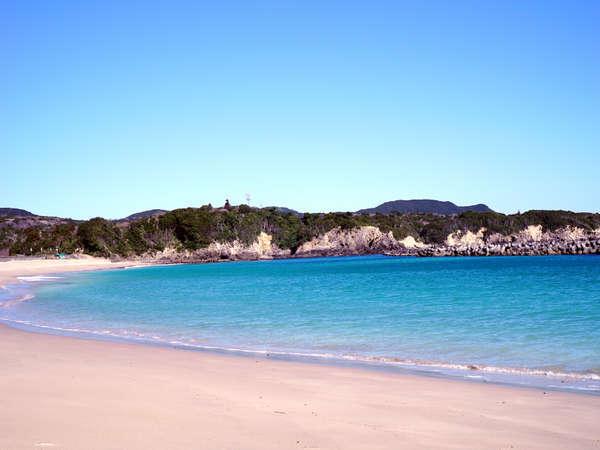 【徒歩1分千鳥ヶ浜】夏には海水浴で賑わいます。水質は最高ランクAA!散歩などにもぴったりです。