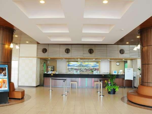 フロント【霧島国際ホテル】