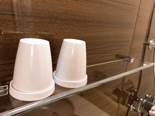 歯磨き用プラスチックカップ