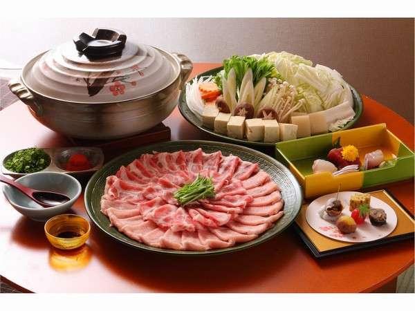 泉佐野市のブランド豚の「犬鳴きポーク」です★ヘルシーでやわらかくて、女性にも大人気です!!