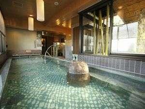◆天然温泉大浴場【男性】