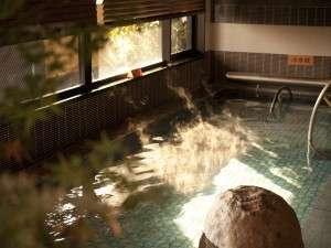◆天然温泉大浴場【花蛍の湯】