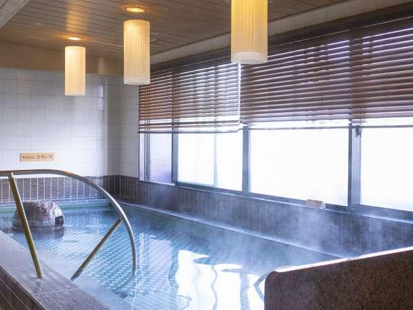 ◆大浴場 女性内風呂 湯温41℃