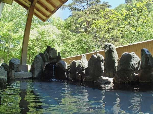 【伊東園ホテル尾瀬老神 山楽荘】歴史ある名湯!異なる2源泉の温泉