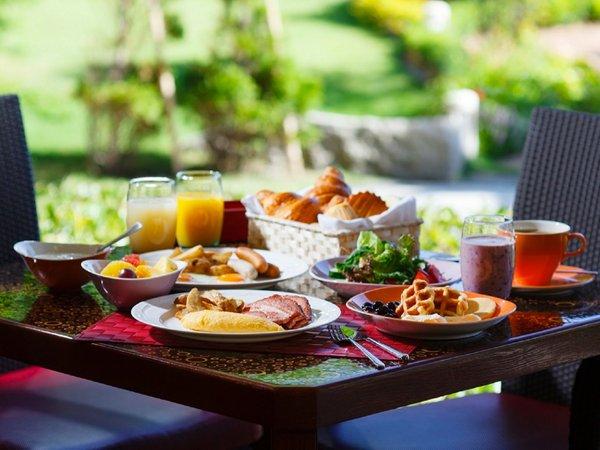 おいしい朝食で元気をチャージ【イメージ】