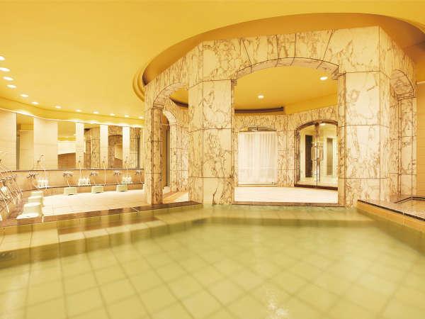 別館OASIS内にある「舞湯」