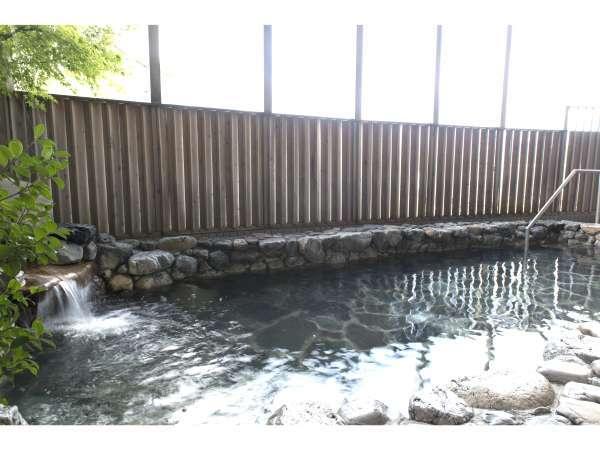 温泉大浴場露天風呂