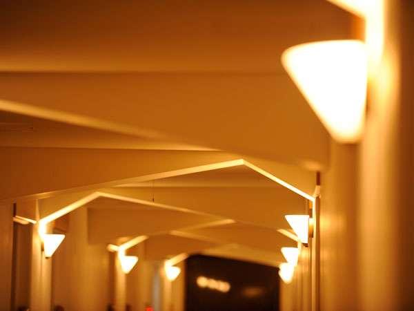 お部屋へ続く北館廊下(イメージ)