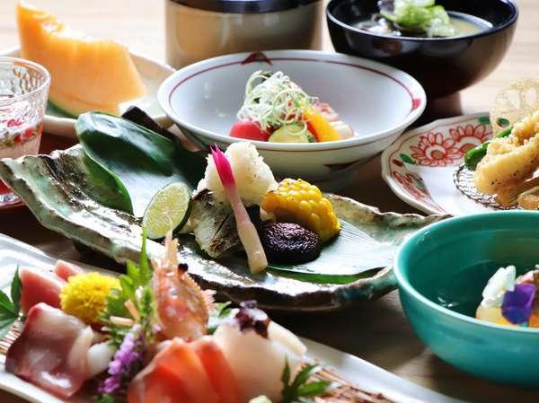北海道郷土料理ゆきざさ夕食コースイメージ