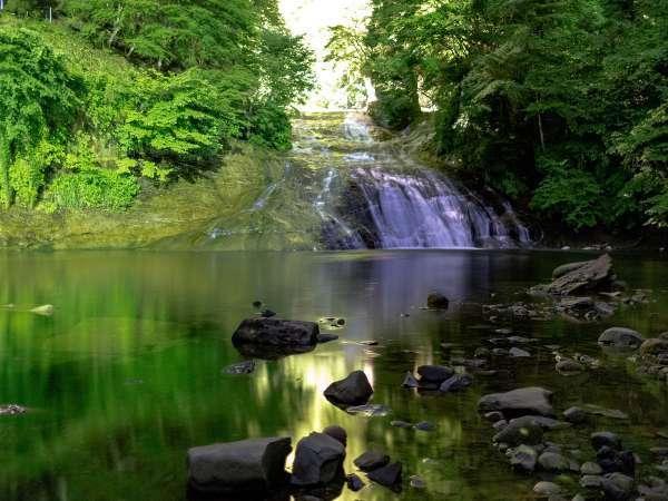 【養老温泉 秘湯の宿 滝見苑】自然豊かな秘境の養老渓谷。滝巡り散策と絶景露天風呂で癒しと寛ぎ