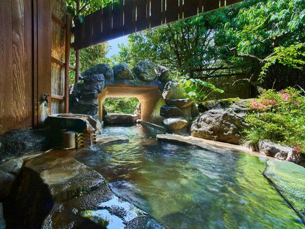 【特別室】なでしこ・客室露天風呂