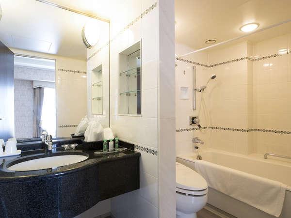 デラックスフロア バスルーム 一例