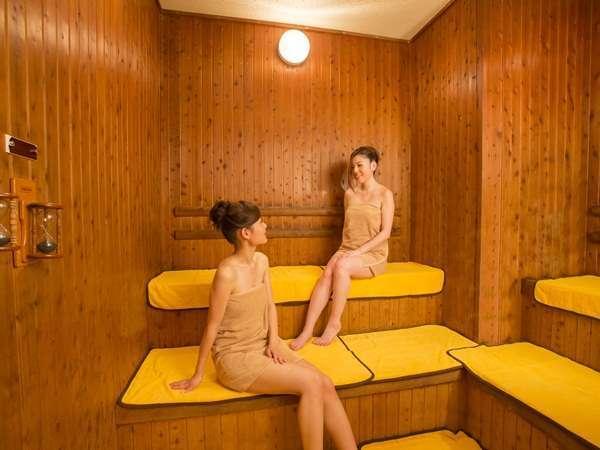 ◆天然温泉~サウナでリフレッシュ~