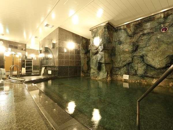 ◆天然温泉~冷鉱泉(中性低張性冷鉱泉)~