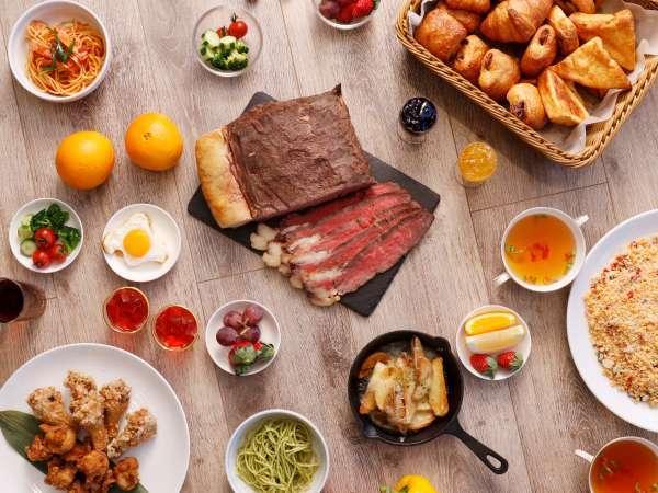 【2020年2月】レストラン ハレルOPEN★ホテル自慢の朝食を是非この機会にお召し上がりください!