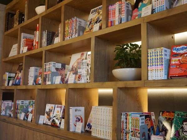 Book&Cafeコーナー(有料)
