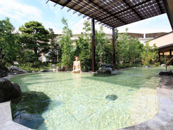 ■華咲の湯/静岡県下最大級の温泉施設「華咲の湯」に最大37時間入り放題