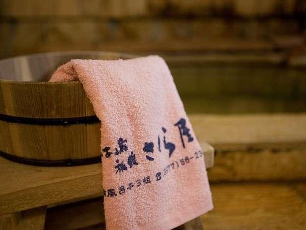 【風呂】貸切でお寛ぎいただける家族湯は無料でご利用できます。