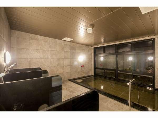 宿泊者専用天然温泉完備でビジネスホテルなのに癒される☆彡
