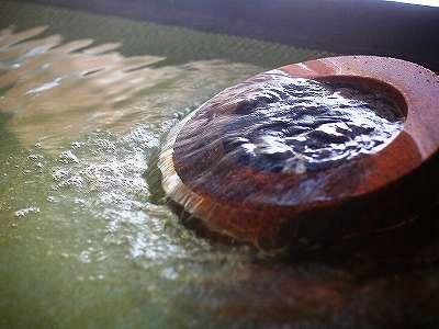 氷見阿尾の浦温泉のお湯は、海辺の温泉らしい汐辛いお湯。体の芯から癒される