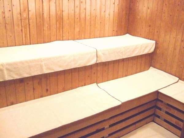 ◆大浴場 サウナ◆※男女各設置(深夜0時~5時まで停止)