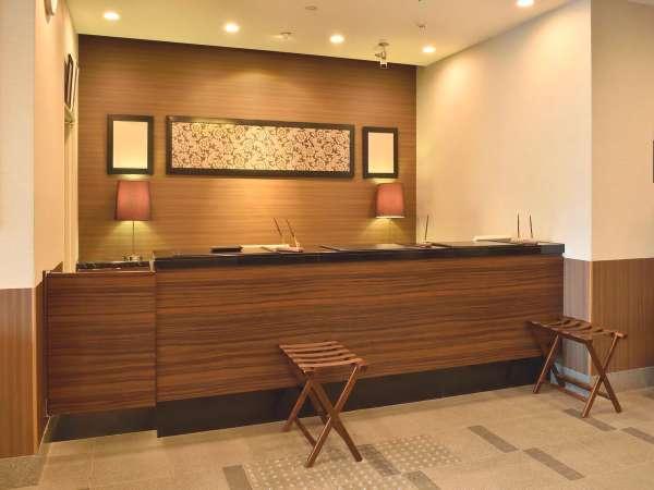 ◆【館内】1階フロント