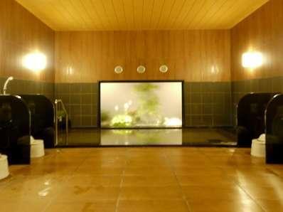 ◆ラジウム人工温泉大浴場:ご宿泊の皆様にご利用いただけます。
