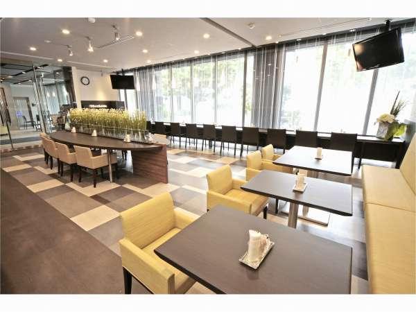 ■レストラン『HATAGO』1階 ~15:00~23:00まで、フリースペースとしてご利用いただけます~