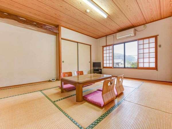 *【部屋(本館和室)2】ご人数に応じてお部屋の大きさが異なります。